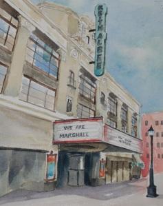 Keith Albee painting2